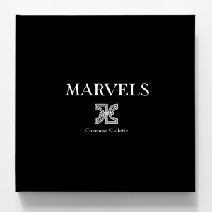 marvels book black cover