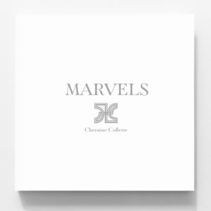 marvels book white cover